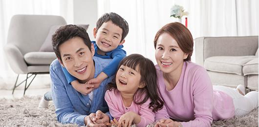 가정생활 지원